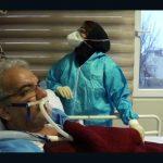 Inside a Tehran hospital facing Iran's biggest Covid-19 surge 6