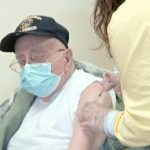 Veterans home where at least 76 died of Covid-19 administers its first vaccines 8