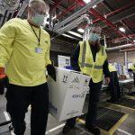 U.S. begins shipping Pfizer's coronavirus vaccine 7
