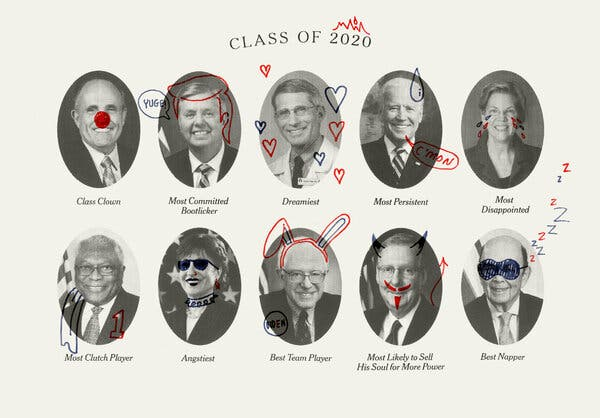 Cutest Couple, Class Clown and a Competitive Year for D.C. Superlatives 1