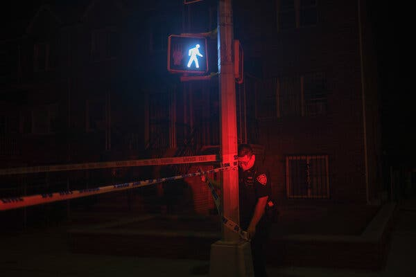 Violence Surged in N.Y.C. in 2020 Amid Pandemic and Protests 1