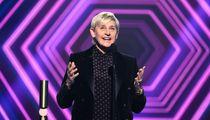 Ellen DeGeneres Says She's 'Feeling Fine' After Testing Positive For COVID-19 1