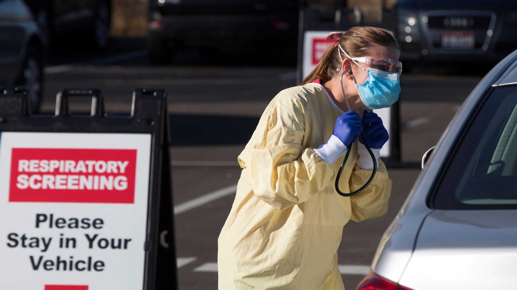 Tensions Rise Over Masks As Virus Grips Smaller U.S. Cities 1