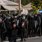 One Person Shot In Violent Protests In Washington State 8