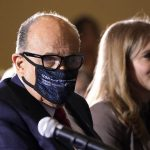 BREAKING: Rudy Giuliani Tests Positive for COVID-19 7