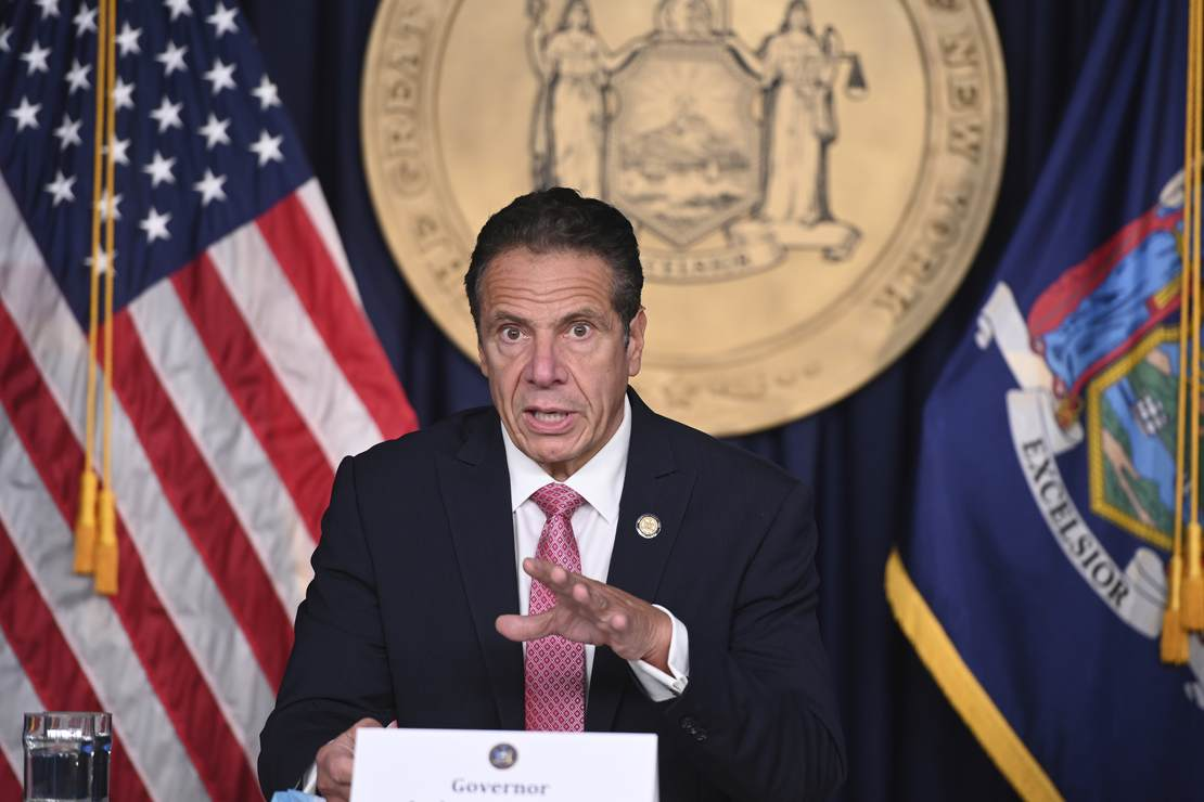 'A Direct and Severe Violation': Court Strikes Cuomo's COVID-19 Orders on Churches, Synagogues 1