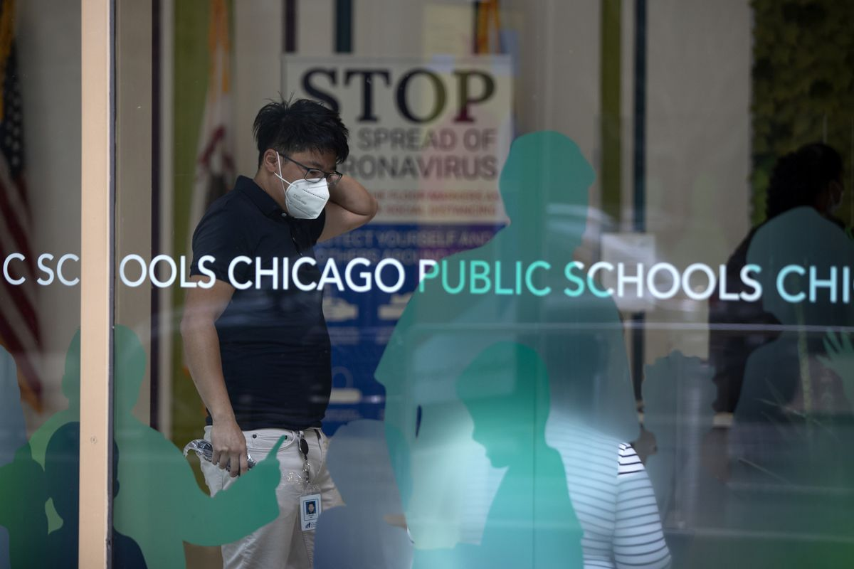 CPS denies COVID-19 accommodations to hundreds of teachers and staff who are due to return to schools Monday 1