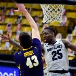 CU Buffs men's basketball routs Northern Colorado in home opener 6