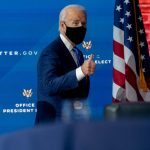 Among first acts, Biden to call for 100 days of mask-wearing 8
