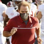 Alabama's Nick Saban cleared to coach after COVID-19 absence 6