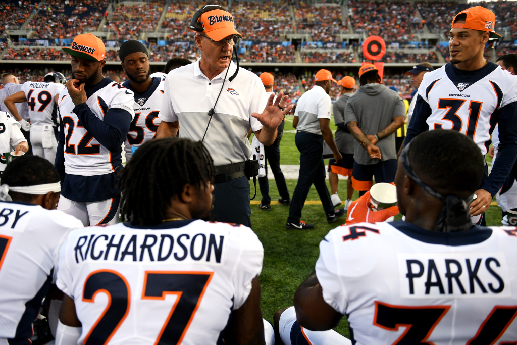 After missing six games to COVID-19, Broncos DC Ed Donatell likely to coach Sunday's game vs. Carolina 1