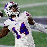 Allen, Diggs carry Bills to 38-9 Monday Night Football win over Patriots 17