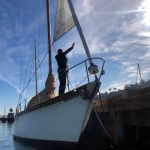 Seized Sausalito sailboat towed to Vallejo Yacht Club after five-day protest 8
