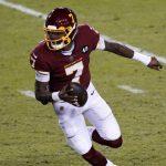 Should the Patriots sign Dwayne Haskins? 3
