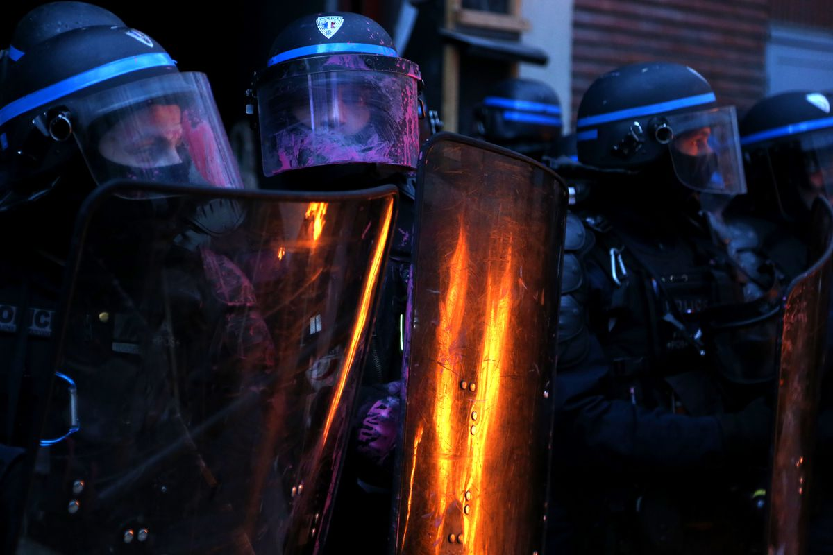 France's mass protests against a controversial police security bill, explained 1