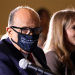 Rudy Giuliani leaves hospital after treatment for COVID-19 2