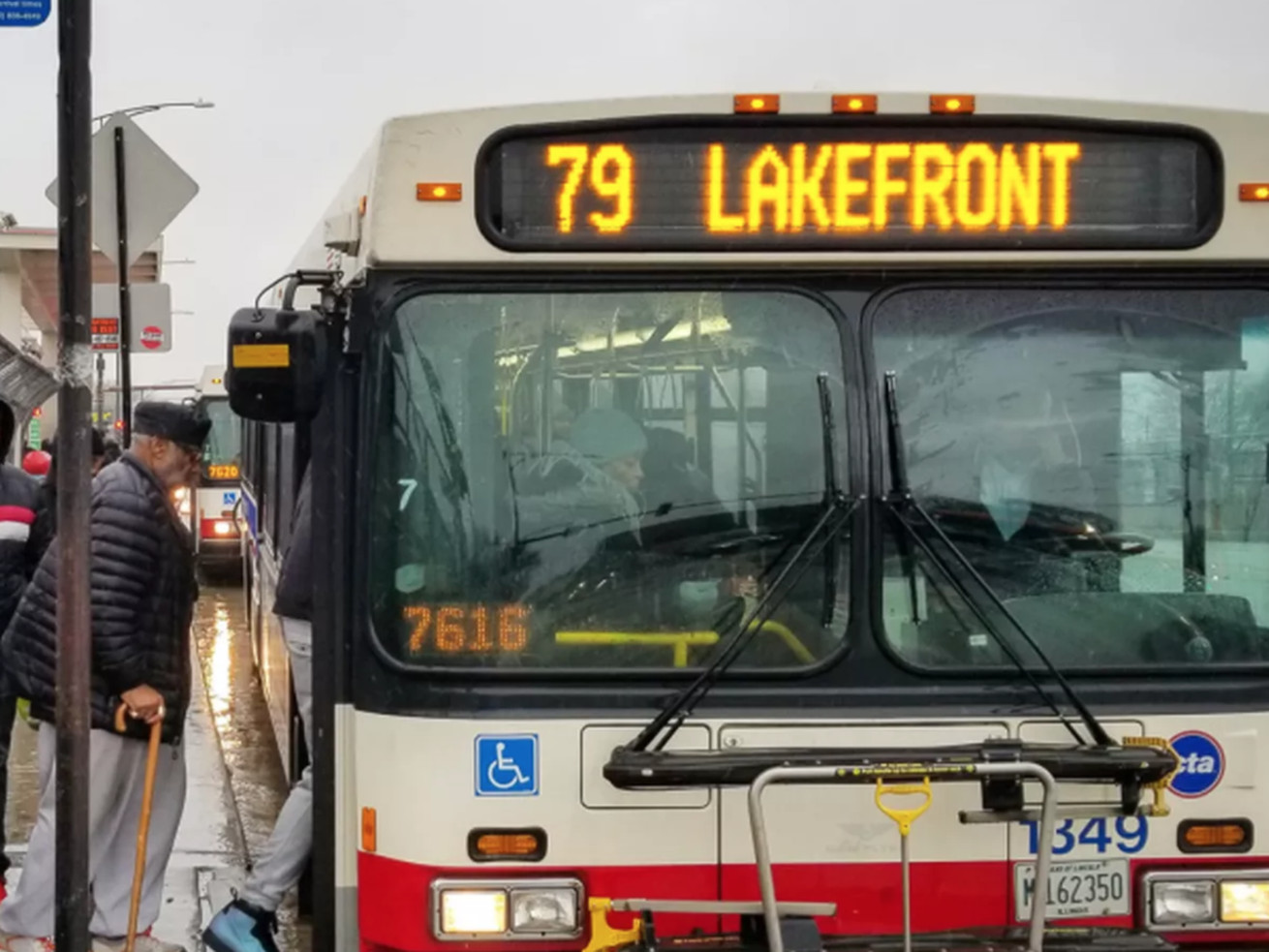 Nearly 900 CTA workers have had COVID-19; 18 of them drove the busy No. 79 or No. 49 bus routes 1