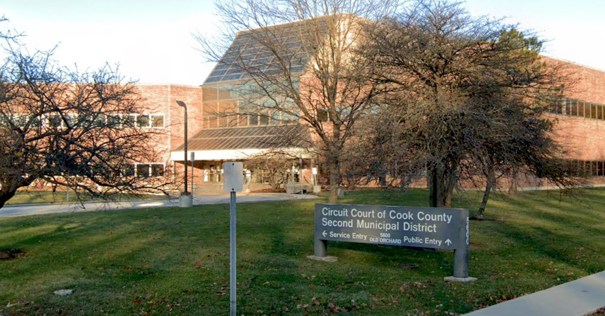 2 more Cook County court employees test positive for COVID-19 1