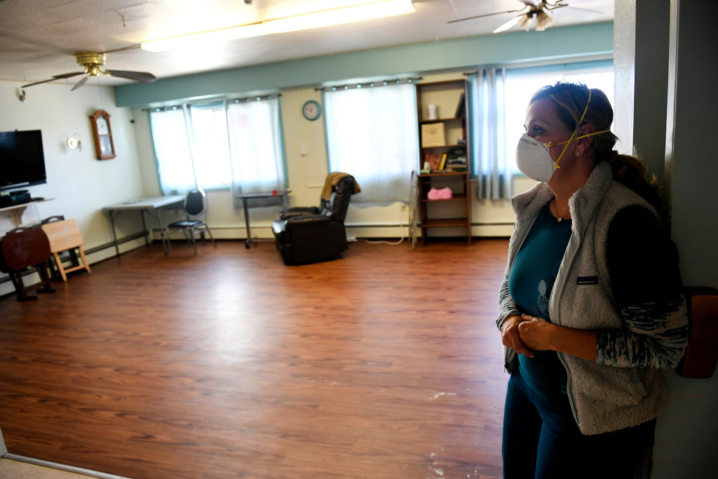 Two out of five Colorado nursing homes have current COVID-19 outbreaks 1
