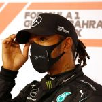 Lewis Hamilton positive for COVID-19, will miss Formula One's Sakhir Grand Prix 8