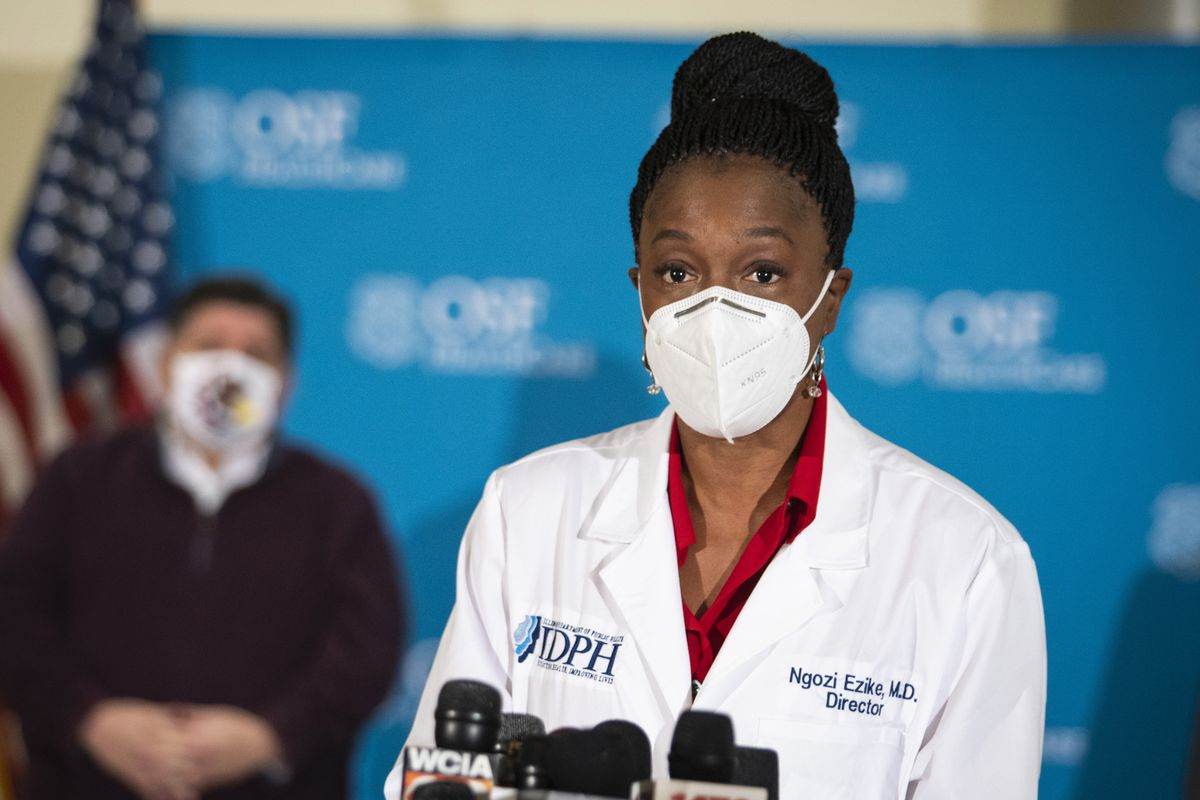 Masks? Again? New CDC guidelines urge covered faces in some suburbs, but Chicago still considered 'lower risk' 1