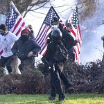 One person shot at a violent protest in Washington state 10