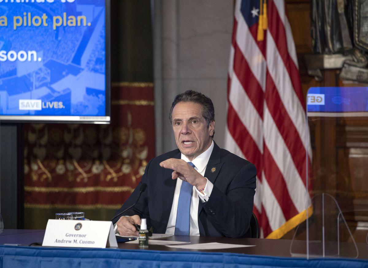 Gov. Cuomo shortens COVID quarantine period in N.Y. to 10 days, prison visits suspended 1