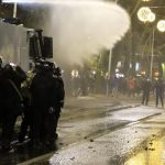 Protests continue in Albania over curfew killing by police 6