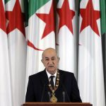 President returns to Algeria, reports recovery from COVID-19 6