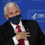 Pence Says It's A 'Season Of Hope,' While CDC Officials Warn Of COVID-19 Surge 7