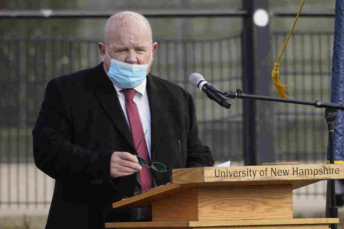 Newly Sworn-In GOP N.H. House Speaker Dies Of COVID-19, Autopsy Shows 1
