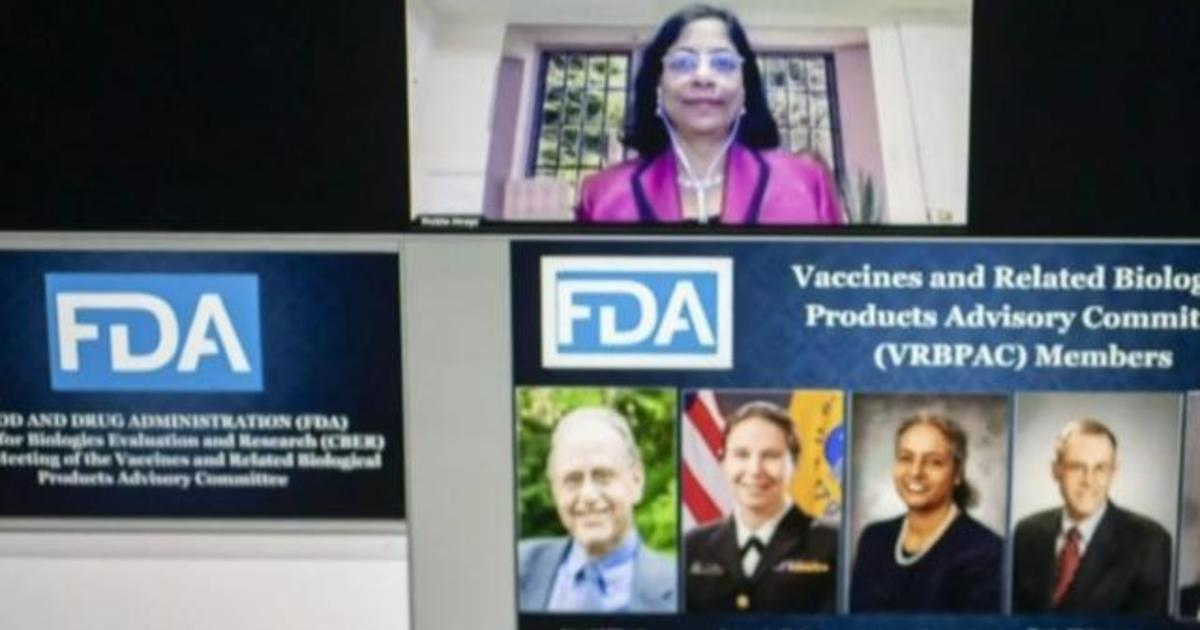 FDA weighs emergency-use authorization for Pfizer's COVID-19 vaccine 1