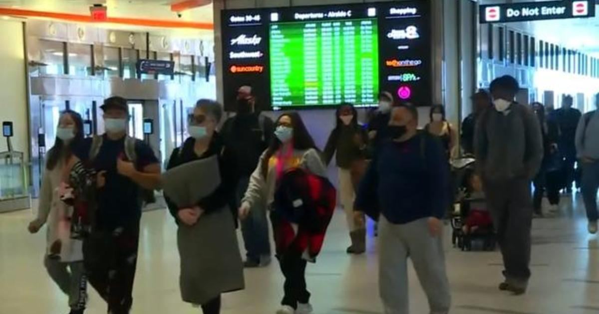 Larger COVID-19 surge expected following holiday travel 1