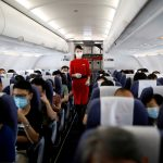 Chinese flight attendants told to wear diapers to avoid COVID-19 8