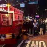 'I see bodies flying': Protesters in New York City struck by car; 6 injured 6