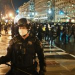 Stabbing, Arrests and Violence Mark End to Latest Pro-Trump Protest 6