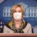 Deborah Birx Bemoans Americans 'Parroting Back' Trump's Anti-Mask Messaging as COVID Surge Intensifies 7