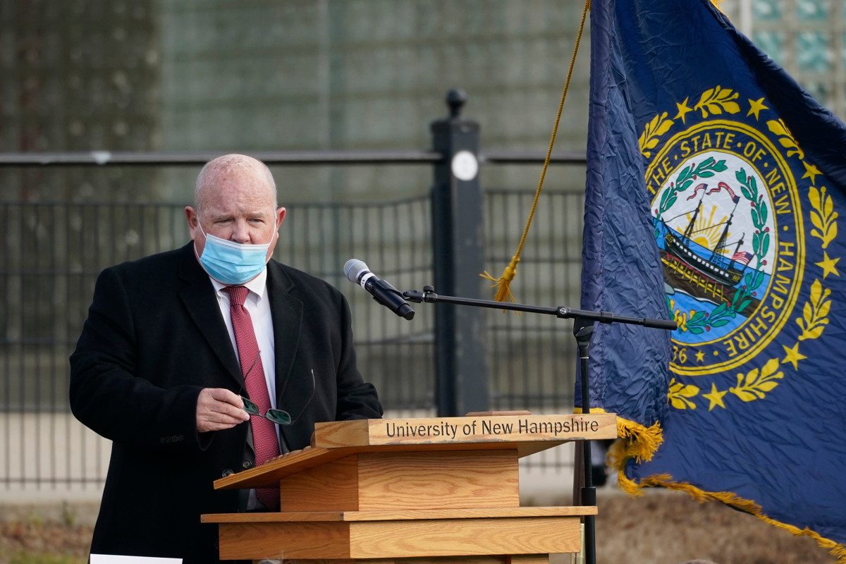 New Hampshire House speaker dies of COVID-19 a week after swearing in 1