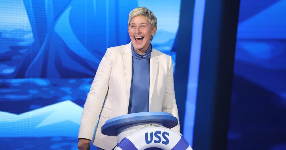 Ellen DeGeneres tests positive for COVID-19 1