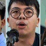 Hong Kong Activists Sentenced For Their Role In Anti-Government Protest 8