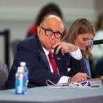 Arizona legislature shuts down after Giuliani tests positive for COVID-19 5