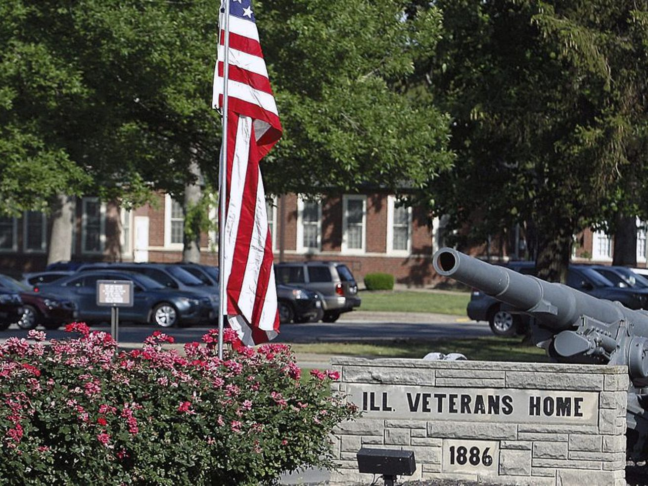 Vets home resident diagnosed with COVID-19, Legionnaires' disease 'responding well' to treatment 1