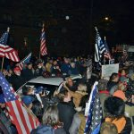 Proud Boys join protest at defiant Staten Island bar closed over COVID-19 violations 7