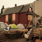Protesters Erect Barricades in Portland to Save a Black Family's House 3