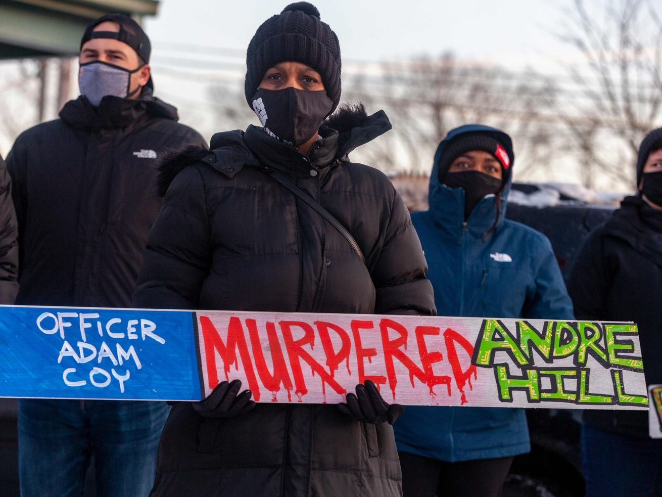 Ohio police officer fired in fatal shooting of Black man 1