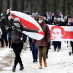 Protesters keep pressure on Belarus' dictator, and pay the price 7