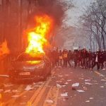 Paris Plunges Into Chaos As Protesters Denounce New Security Law 5