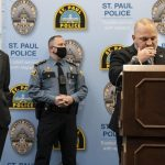 St. Paul police chief: Officer shouldn't have shot Black man 8