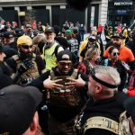Proud Boys, anti-Trump protesters tangle in DC as daytime rallies end 7