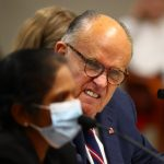 Giuliani Asked Michigan Witness to Remove Mask at Hearing 4 Days Before Testing Positive for COVID-19 5